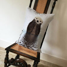 Otter Cute Animal Wilflife Country - Long Cushion Covers Pillow Cases Home Inner