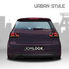 VW Golf 5 Limousine LED Rückleuchten Schwarz-Smoke Heckleuchten+LED Blinker