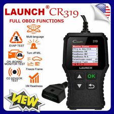 OBD2 Scanner OBDII Car Engine check Fault Diagnostic Tool Launch Creader CR319