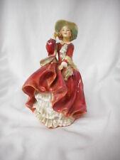 "Royal Doulton Figurine Top o' the Hill HN1834 RdNo 822821 8"" Tall Rare"