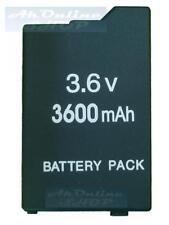 Ersatz Power Akku Batterie 3600mAh für PSP Classic 2000 3000 2004 3004