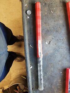 """Hilti SDS Max 13/16"""" X 21"""" 4 cutter head masonry bit"""