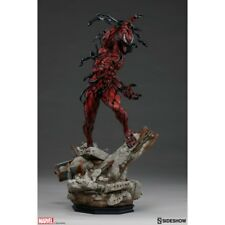 SIDESHOW MARVEL CARNAGE PREMIUM FORMAT STATUE