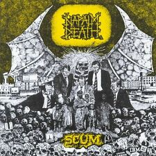 NAPALM DEATH - SCUM - CD NEW SEALED JEWELCASE