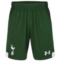TALLA S ] Tottenham Hotspur Shorts de Fútbol Ua Verde Gk Juego