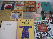 Dressmaking Clothes Making Textiles Quilting Sewing Arts & Craft Home Business