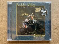 BUDDY MILES CHANGES DVD PLUS AUDIO CD NEW SEALED