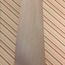 Dolls House Victorian Wallpaper 1:12 Vintage Herringbone Striped