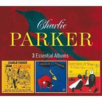 Charlie Parker - 3 Essential Albums (NEW 3CD)