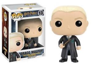 Harry Potter Pop! Draco Malfoy Vinyl Figure Harry Potter N°13