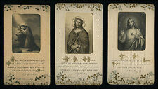 lotto santini-holy cards lot-lot images pieuses-konvolut heiligenbildichen 2415