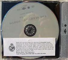 The BEAUTIFUL SOUTH CD Perfect 10 UK Radio Edit PROMO in PRO STICKERED Slv UNPL.
