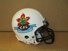 CFL ORIGINAL LOGO 1958-1968 Canadian Football League Team Mini Helmet