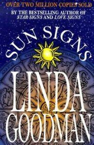 Linda Goodman's Sun Signs by Goodman, Linda Paperback Book The Cheap Fast Free
