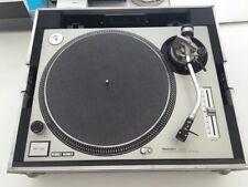 Technics SL-1210 MKII Plattenspieler inkl Thon Case Shure System Generalüberholt