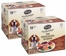 HiLife It's only Natural Premium Dog Food The Wholesome Hamper 36 Pouches x 100g