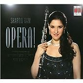 Opera - Music for Clarinet, Sharon Kam, Audio CD, New, FREE & FAST Delivery