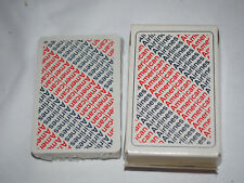 Vintage AMERICAN AIRLINES PLAYING CARDS SEALED IN original box