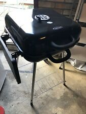 Uniflame Charcoal Trolley BBQ Barbecue With Bag Of Charcoal