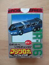 (MR-06) Machine robo Series Made In Japan 1982 Gobots Bandai Popy Mint