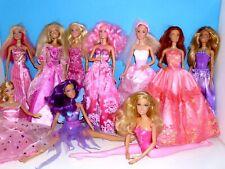 %***10 hübsche Barbies*Gesang*Prinzessinnen*Ballerina*Fee*Sammlung*Konvolut***%