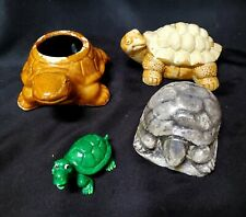 Aquarium Fish Tank Decoration Turtles