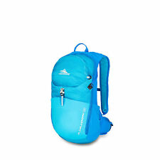 New High Sierra Karadon 15L HIKING Backpack Adaptable BACK PANEL BLUE NWT 15 L