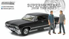 Greenlight 19021 1967 Chevrolet Impala Modelo sobrenatural unirse a la caza 1:18th