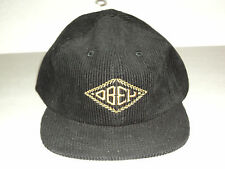 OBEY Black Motif Hat Mens Unisex One Size OS BRAND NEW
