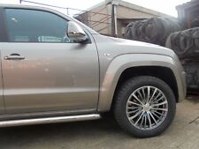 "191 VW Amarok Truck Pick Up 2855020 Cooper Tyres Alloy Wheels 20"" Gunmetal"