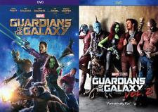 Guardians of the Galaxy Marvel Vol. 1 & Vol. 2 - Both Movies