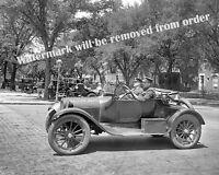 Photograph Washington DC Vintage Fire Department Chief's Car Year 1926 8x10