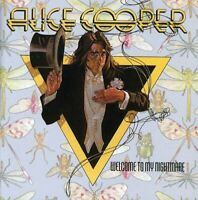 Alice Cooper - Welcome To My Nightmare [Expanded and Remastered] [CD]