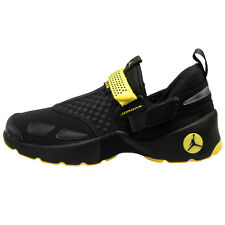 Jordan Trunner LX Mens 897992-031 Black Opti Yellow Running Shoes Size 10.5