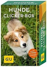 Hunde-Clicker-Box: Plus Clicker für sofortigen Spielspaß... | Buch | Zustand gut