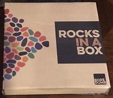 Box Of Rocks - 32 Color/64 Total- Soy Crayon Rocks - Nib- Great Crayon Rocks