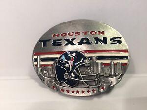 NFL Houston Texans Belt Buckle New