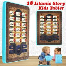 18 Arabic Islamic Muslim Story Tablet Toy Learn Alphabet Quran Gift Kid