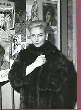 PHOTOGRAPHIE ORIGINALE CINEMA actrice et chanteuse allemande Elga ANDERSEN