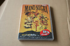 MANO NEGRA - Out Of Time ( Part 1 ) DVD - New & Sealed ! Manu Chao