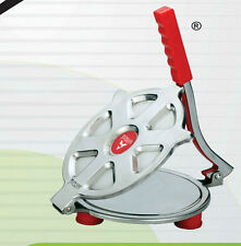 MANUAL STAINLESS STEEL PURI PRESS MAKER AND SMALL SIZE ROTI MAKER CHAPATI MAKER