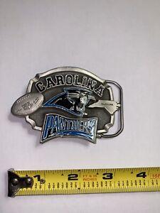 Vintage Carolina Panthers Belt Buckle