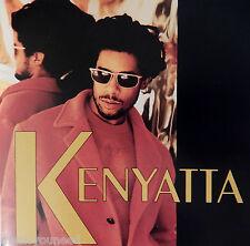 Kenyatta - Kenyatta (CD, 1991, 4th & Broadway, UK by PDO) RARE OOP - VG++ 9/10