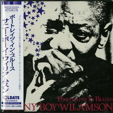 SONNY BOY WILLIAMSON-PORTRAITS IN BLUES-JAPAN MINI LP CD BONUS TRACK C94