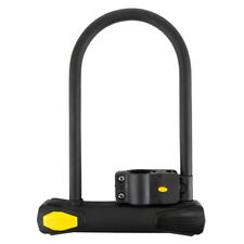 Sunlite Power Shield U-Lock Lock Sunlt Pwr Shield U Atb 5x9 Bk W/brkt