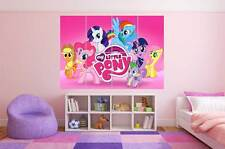 MY LITTLE PONY MON PETIT PONEY Poster Grand format A0 Large Print