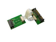 Adaptateur SATA SSD Macbook 12+6 broches  A1369 A1370 A1375 A1377 MC503 MC965 ..