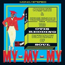 Otis Redding - Complete & Unbelievable... Dictionary Of Soul (NEW CD)