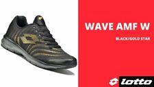 Scarpe Running Donna LOTTO S4511 WAVE AMF W Nero / Oro