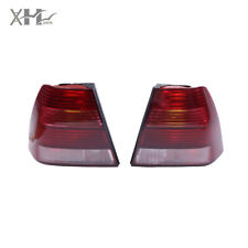 2pcs Rear Left&Right Taillight Tail lights lamps For VW Bora 1999-2005